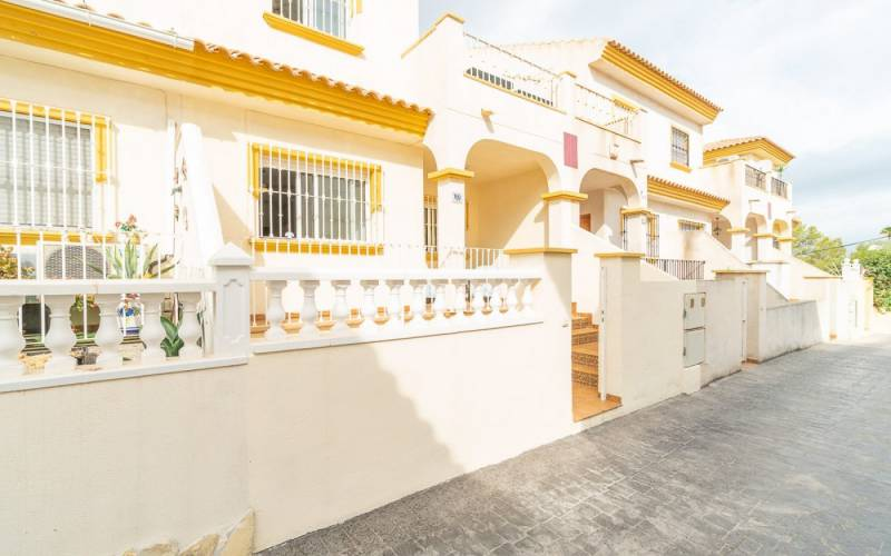 Townhouse - Sale - Orihuela-Costa - La Florida