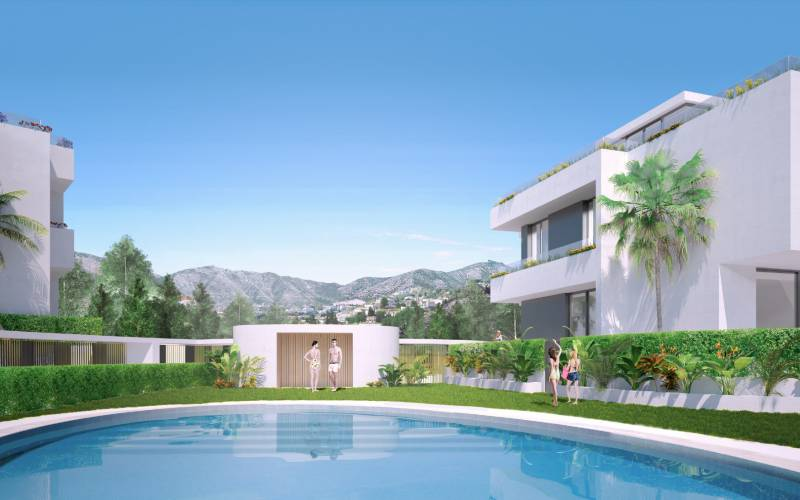 Townhouse - New Build - Fuengirola - Castillo