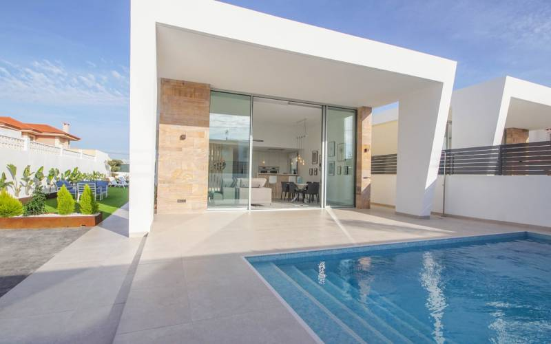 Вилла - New Build - Torrevieja  - Torreta Florida