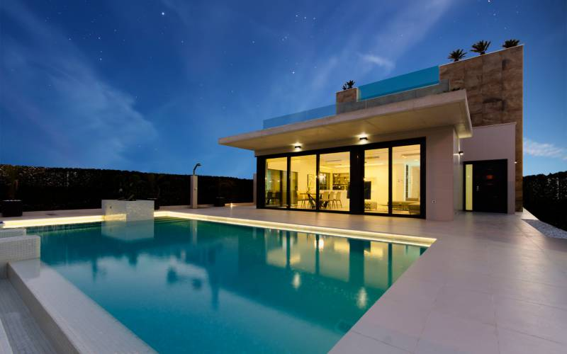 Villa - New Build - Orihuela-Costa - Dehesa de Campoamor