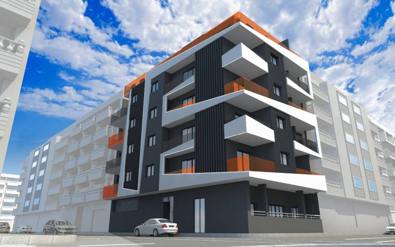 пентхауз - New Build - Torrevieja  - Playa del Cura