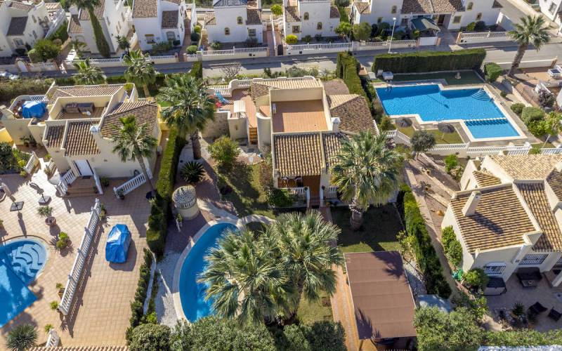 Вилла - New Build - Orihuela Costa - Los Dolses