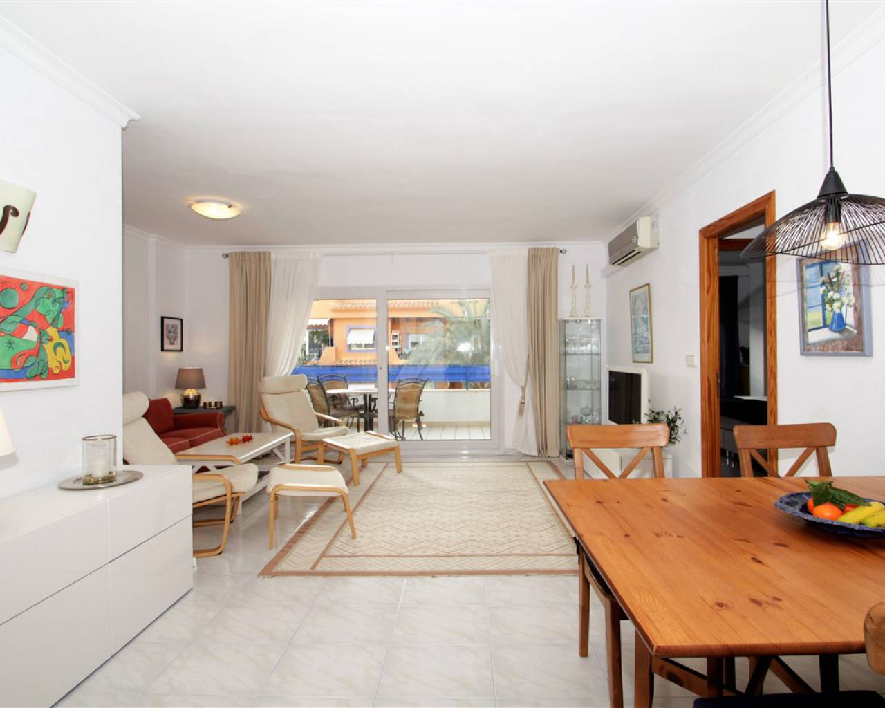 Sale - Apartment - Moraira - Centro