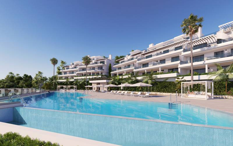 Appartement - New Build - Estepona - Estepona