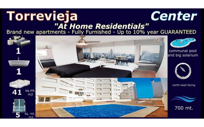 квартира - New Build - Torrevieja  - Centro