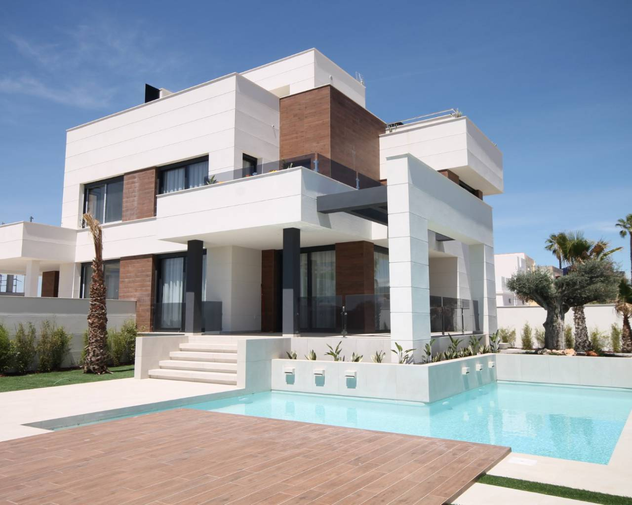 New Build - Villa - Torrevieja  - Torreta Florida