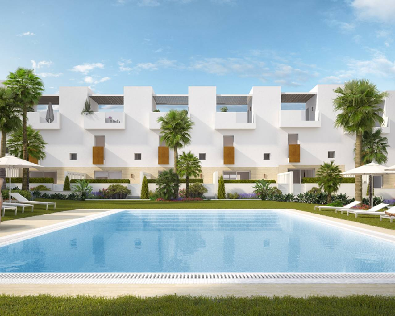 New Build - Huis - Torrevieja  - La Rosaleda