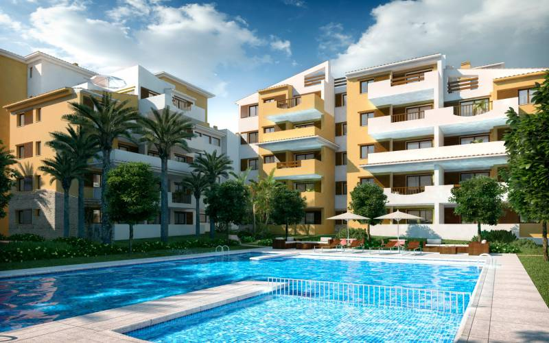 квартира - New Build - Orihuela Costa - Punta Prima