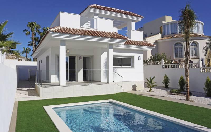 Villa - New Build - Rojales  - Dona Pepa