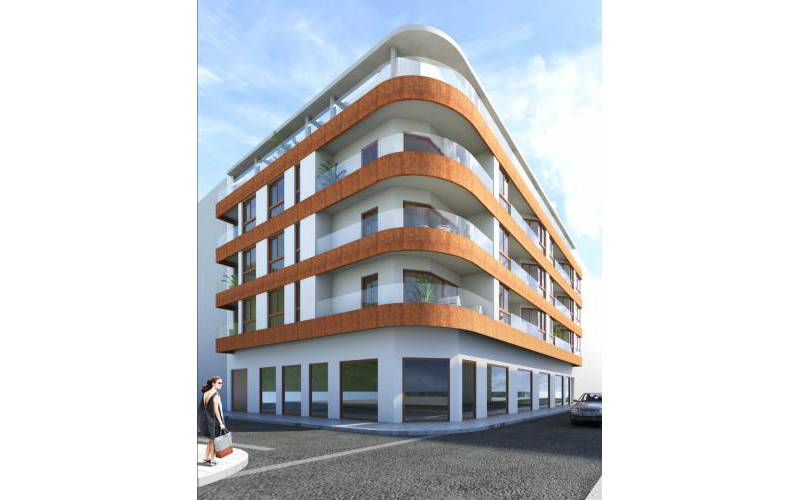 Appartement - New Build - Torrevieja  - Playa Los Locos