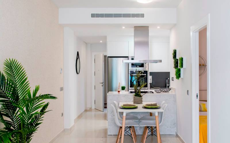 Appartement - New Build - Torrevieja  - Center
