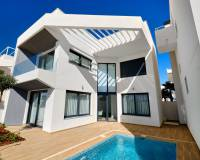 New Build - Villa - Torrevieja  - Playa Los Naufragos