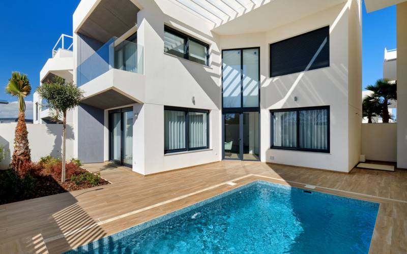 Villa - New Build - Torrevieja  - Playa Los Naufragos