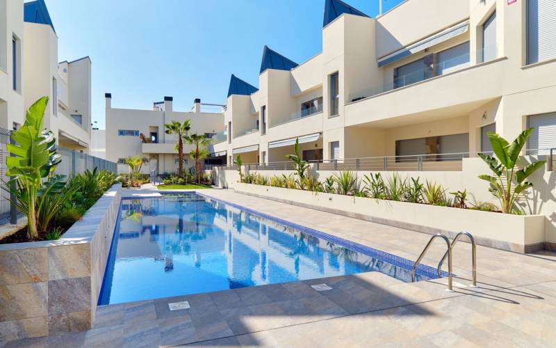 Appartement - New Build - Torrevieja  - Playa Los Naufragos