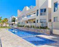 New Build - Appartement - Torrevieja  - Playa Los Naufragos