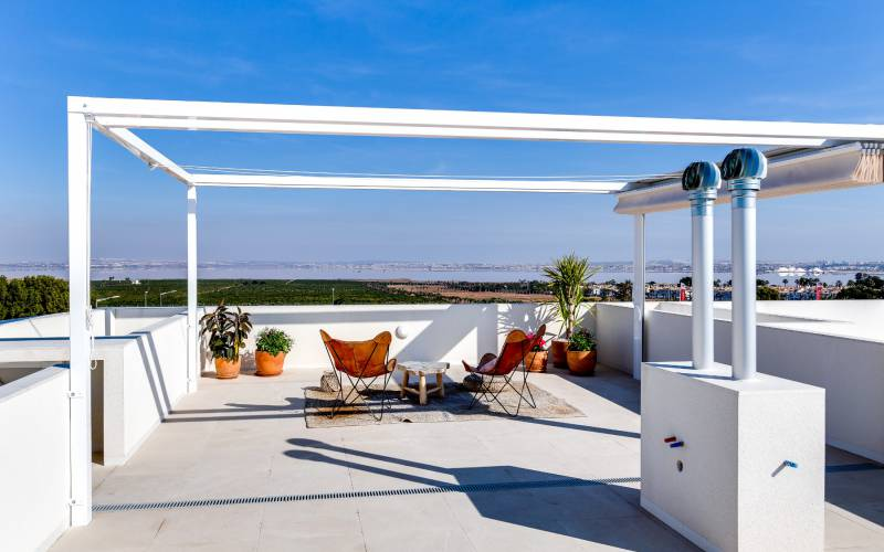 Penthouse - New Build - Torrevieja  - Los Balcones