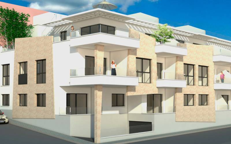 Appartement - New Build - Pilar de la Horadada - Torre de la Horadada