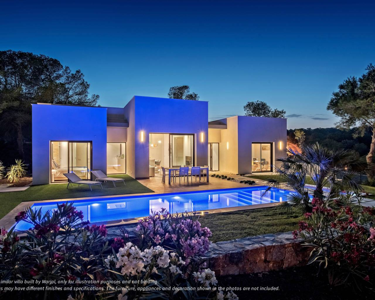 New Build - Villa - Orihuela Costa - Las Colinas golf & country resort