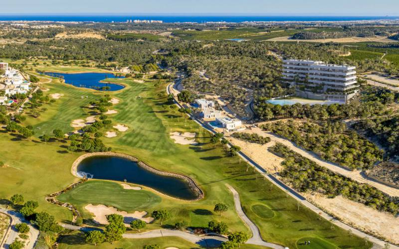 квартира - New Build - Orihuela Costa - Las Colinas golf & country resort