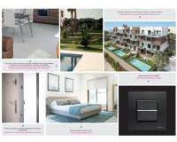 New Build - Appartement - Orihuela-Costa - Las Ramblas Golf