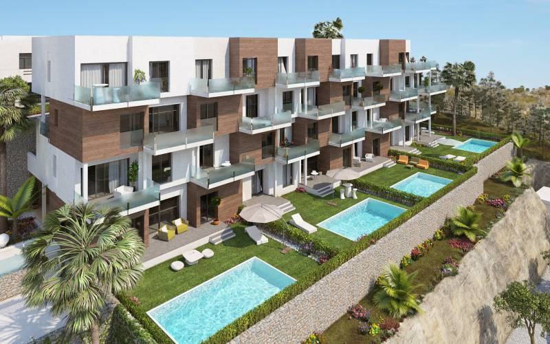 Appartement - New Build - Orihuela-Costa - Las Ramblas Golf
