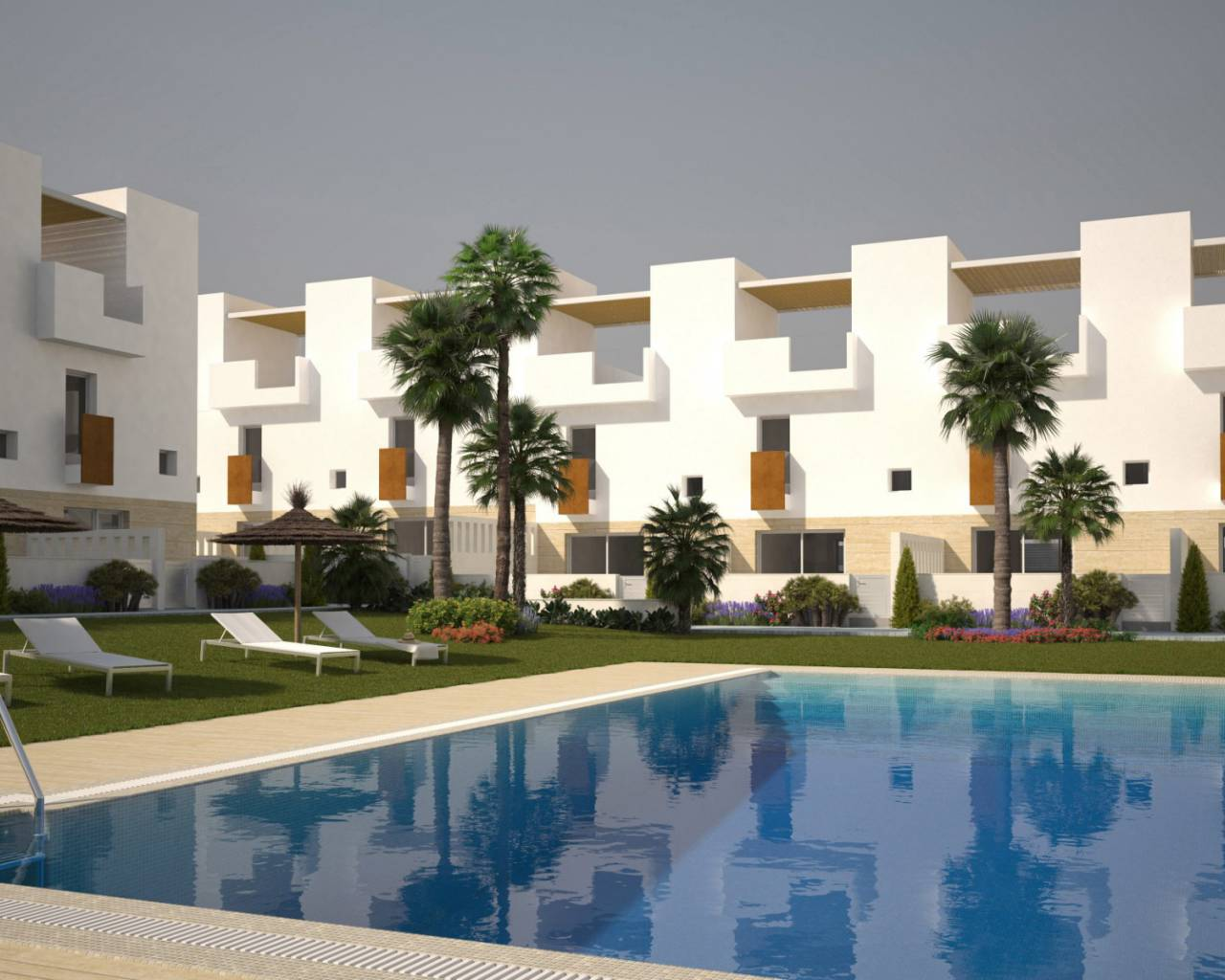 New Build - Townhouse - Torrevieja - La Rosaleda