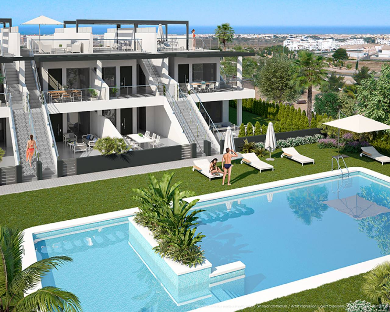 New Build - Apartment - Orihuela-Costa - Los Dolses