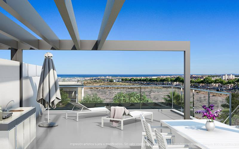 Apartment - New Build - Orihuela-Costa - Los Dolses