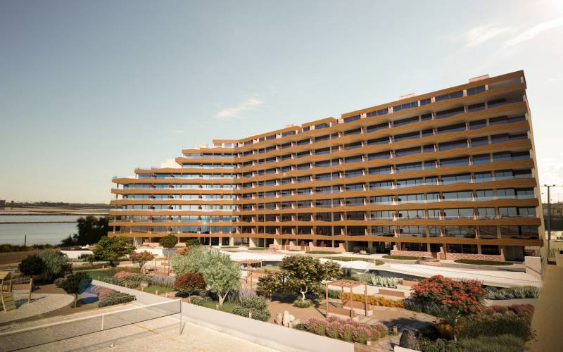 Apartment - New Build - San Pedro del Pinatar  - Playa Honda