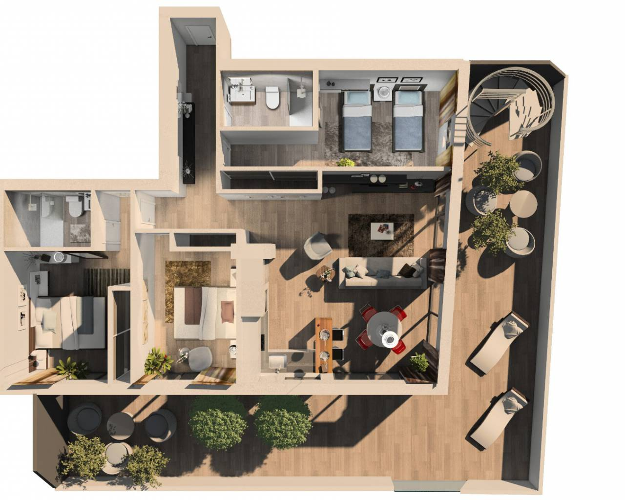 New Build - Appartement - Torrevieja - Torrevieja City