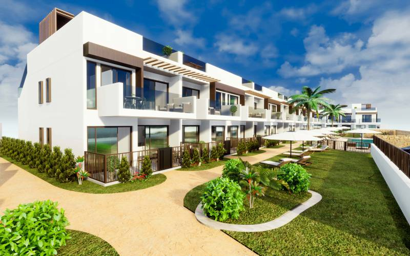 Townhouse - New Build - San Pedro del Pinatar  - La Manga
