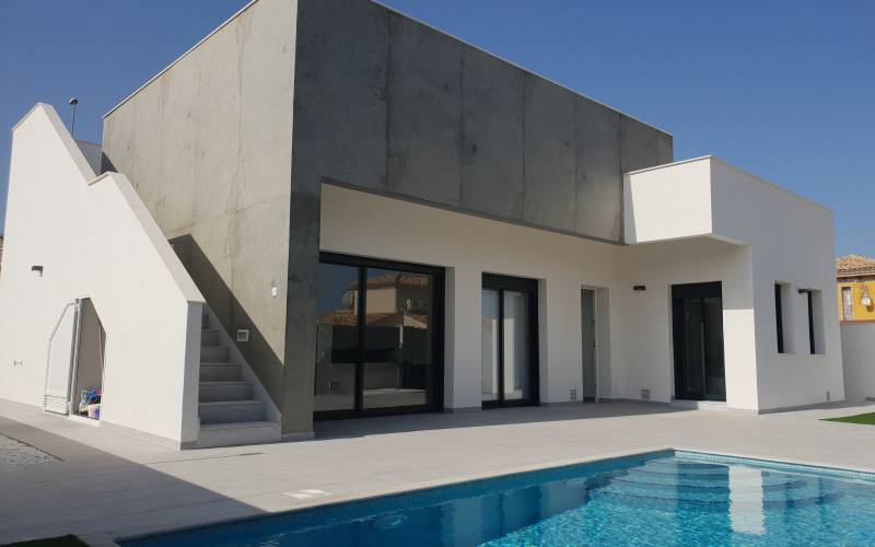 Villa - New Build - Pilar de la Horadada - Lo Romero