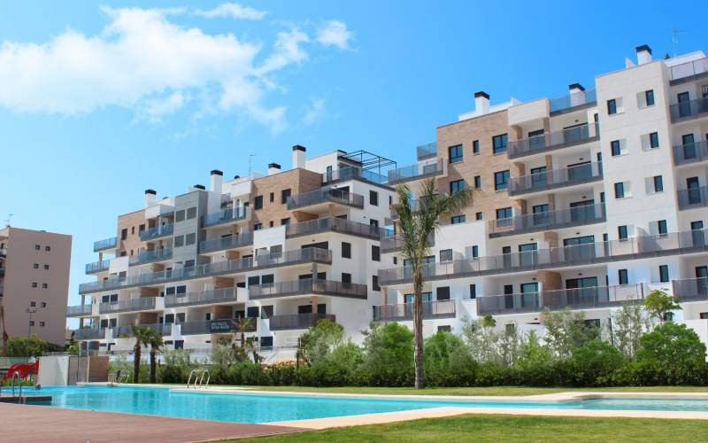 Apartment - New Build - Orihuela-Costa - Mil Palmeras