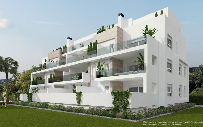Appartement - New Build - Orihuela-Costa - Campoamor Golf