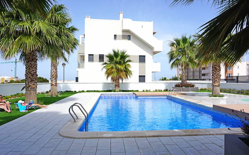Apartment - New Build - Orihuela-Costa - La Zenia