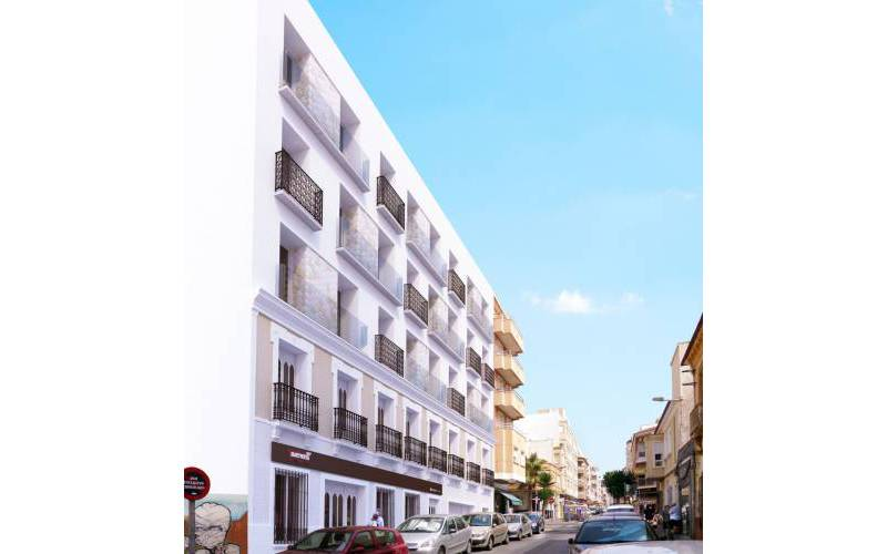 Apartment - New Build - Torrevieja - Central