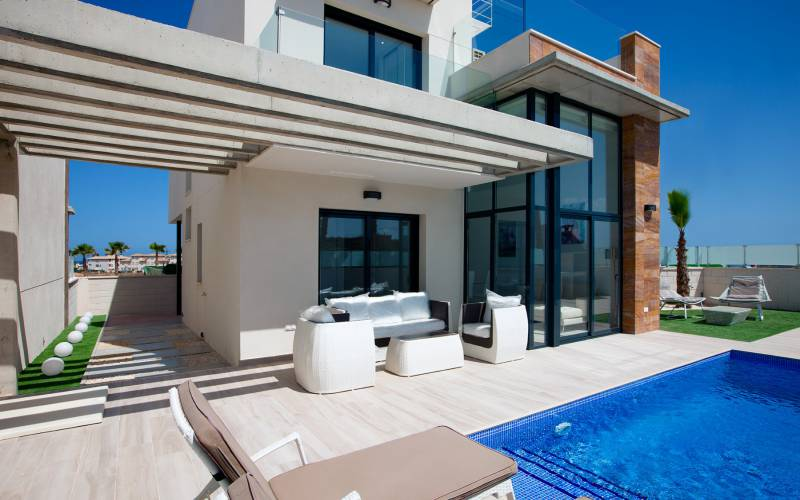 Villa - New Build - Orihuela-Costa - Cabo Roig