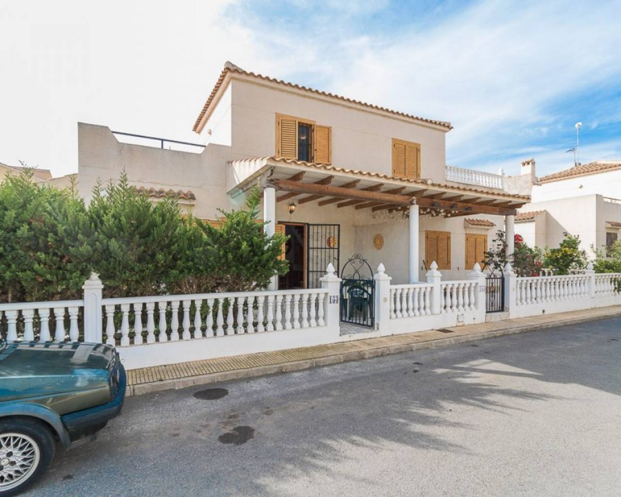 Sale - Townhouse - Orihuela-Costa - Playa Flamenca