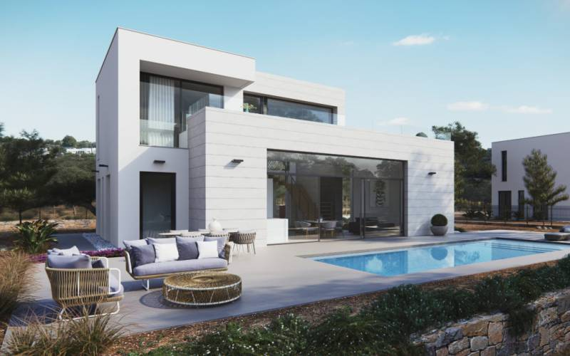Villa - New Build - Orihuela Costa - Las Colinas golf & country resort