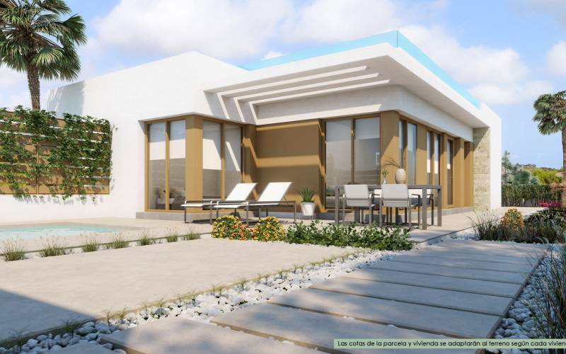 Villa - New Build - Los Montesinos  - Vistabella