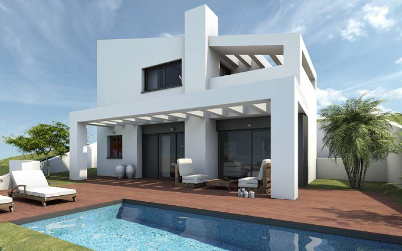 Villa - New Build - Alcalali - Alcalali