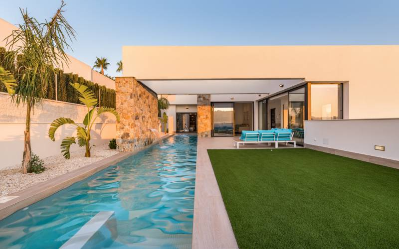 Villa - New Build - Rojales - Benijofar