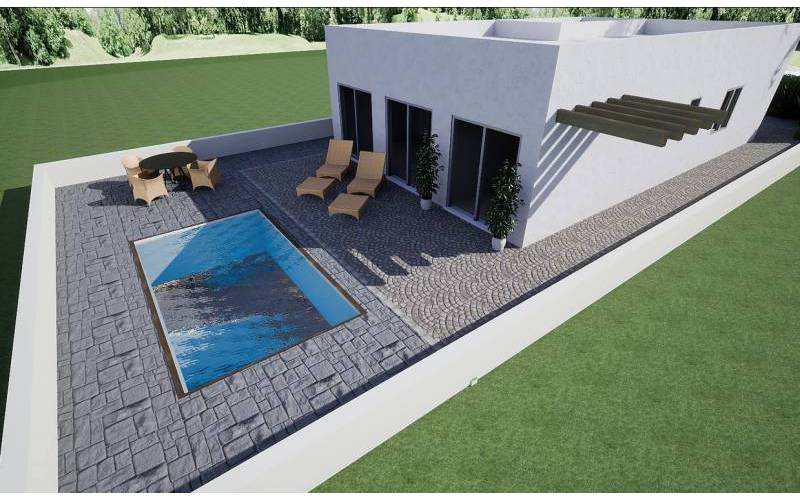 Villa - New Build - Los Alcazares - Serena Golf
