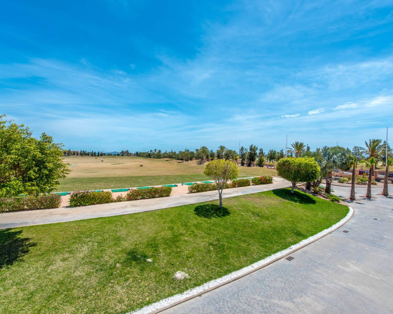 New Build - Villa / Half vrijstaand - Los Alcazares - Serena Golf
