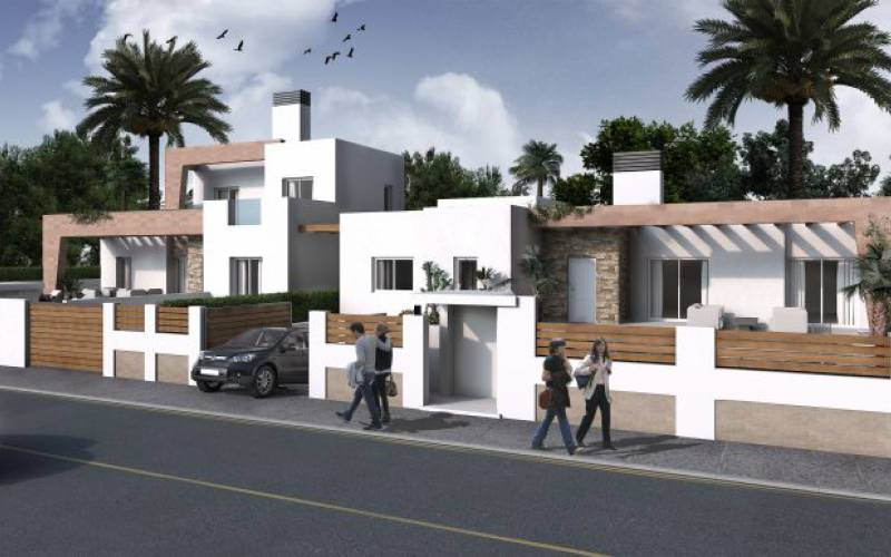 Villa - New Build - Torrevieja - Punta Prima
