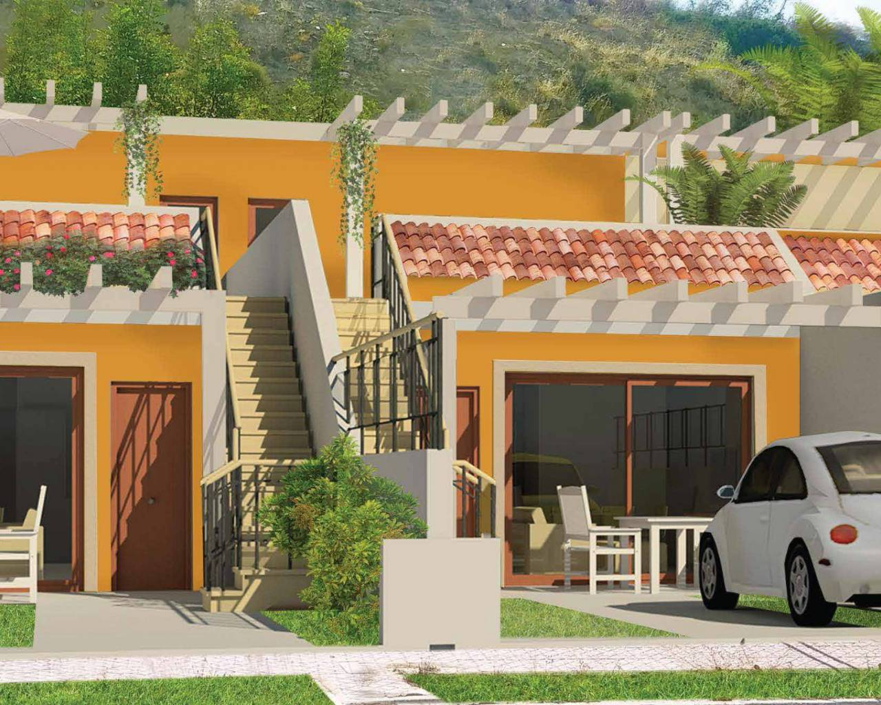 New Build - Townhouse - Rojales - Ciudad Quesada