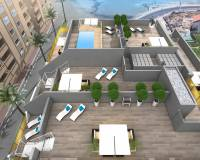 New Build - Penthouse - Torrevieja - Playa Los Locos