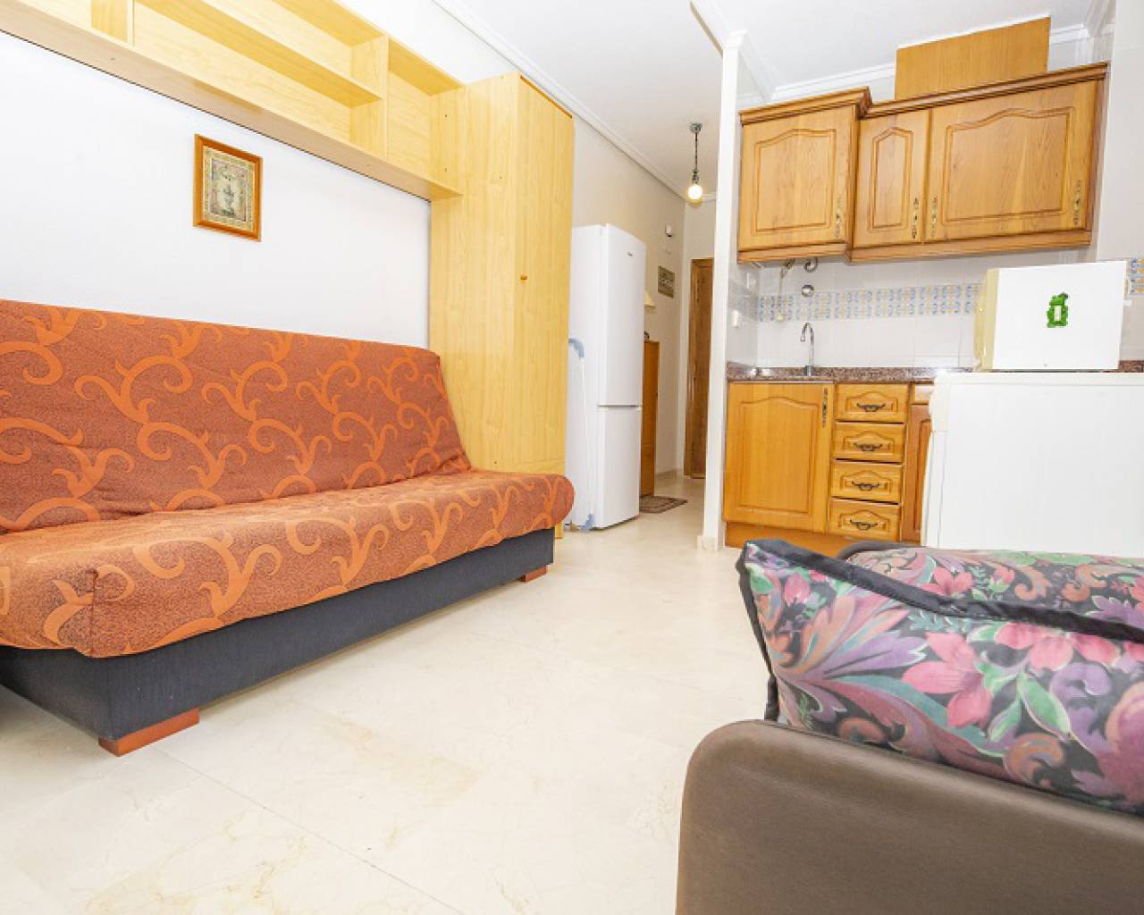 Sale - Studio apartment - Torrevieja - Playa Los Locos
