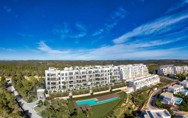 пентхауз - New Build - Orihuela Costa - Las Colinas golf & country resort