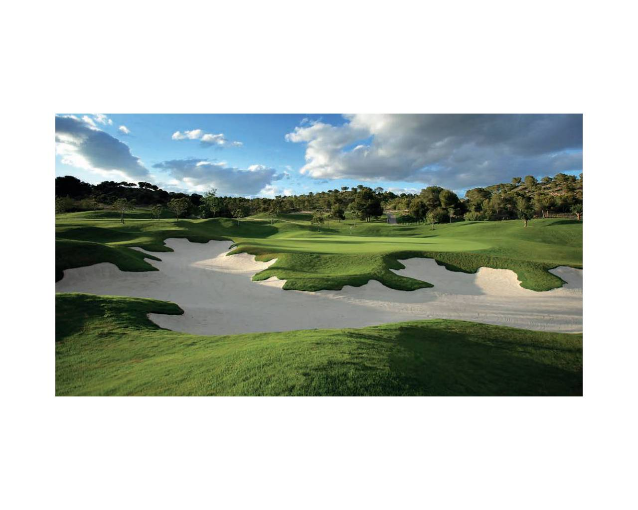 Nybyggnad - Lägenhet - Orihuela Costa - Las Colinas golf & country resort
